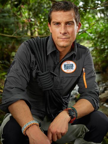 Bear Grylls The Island Celeb Contestants